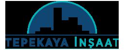 Tepekaya İnşaat Logo